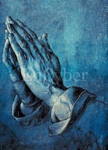 기도하는손